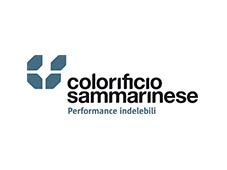 Colorificio Pontedera - Colorificio Cascina - i nostri partner - logo colorificio sammarinese